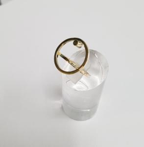 14 krt. gouden ring € 525,00